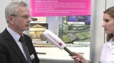 Prysmian Interview auf der Light+Building 2012 mit Manfred Dittrich